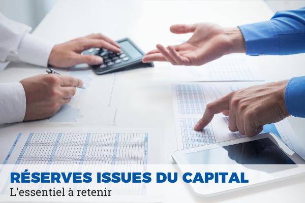 réserves issues du capital suisse